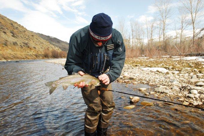 101 for Boise river fishing