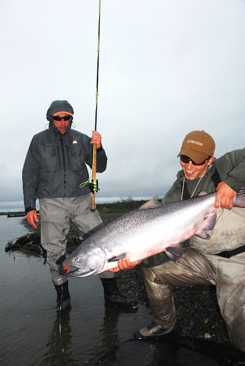 Failing western Alaska king salmon runs, including those to the fabled Kanektok River, have prompted proposed changes in the Bering Sea pollock fishery. Unfortunately, implementation won't begin until 2017.