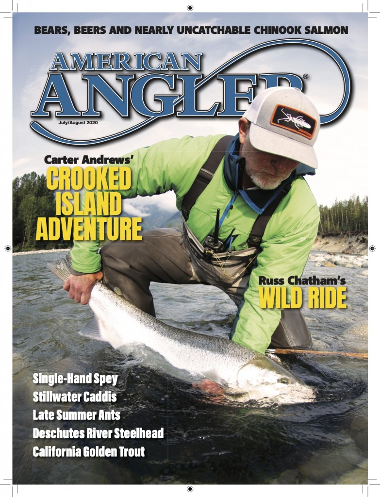 American Angler has ceased publishing print and digital editions and will focus on its digital assets.